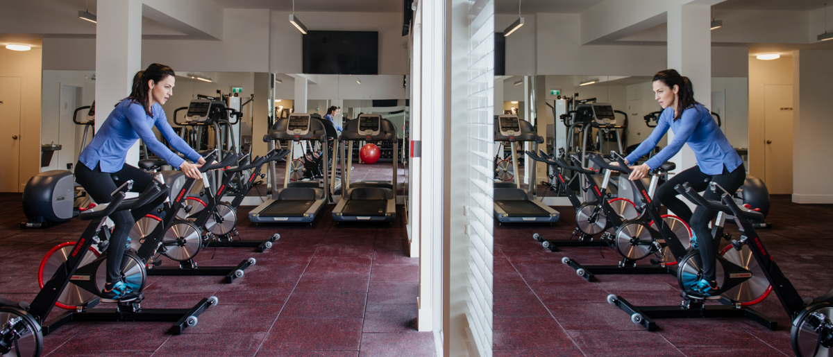 The Fitness Room will Keep Your Heart Rate up
