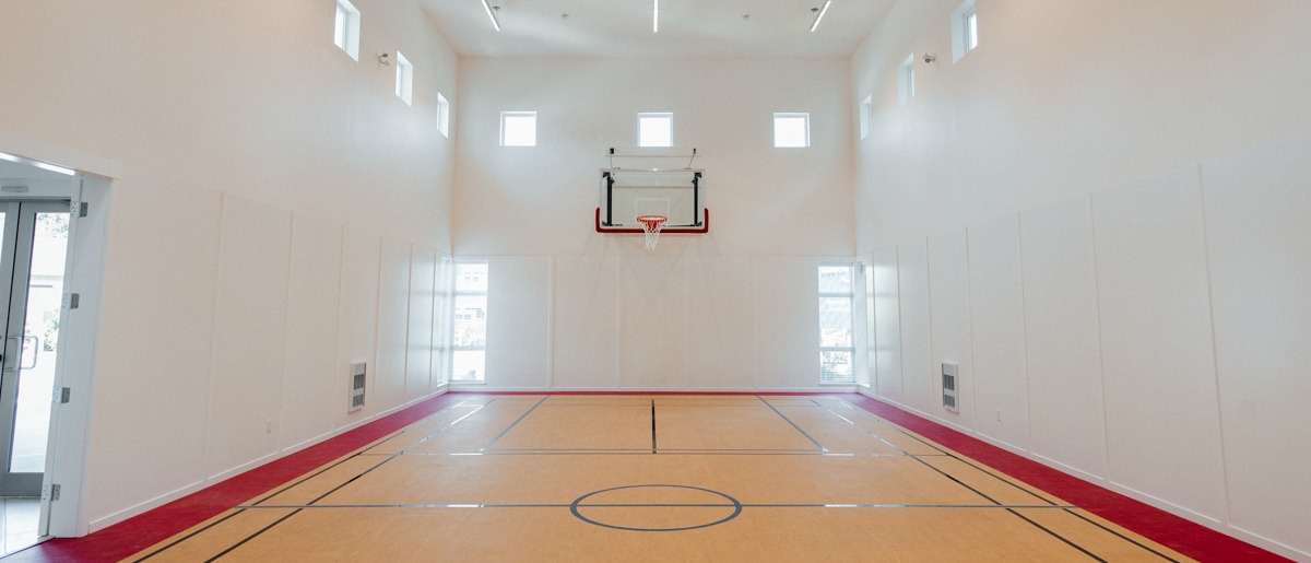 Get Your Body Moving at the South Ridge Club Gymnasium